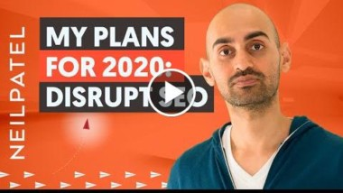 Why I Decided To Disrupt the SEO Industry   My Marketing Plans for 2020 - Thumbnail