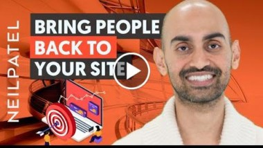 7 Dead Simple Ways to Bring People Back to Your Site | Increase Your Website Traffic - Thumbnail