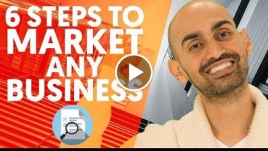 My Marketing Plan Process - 6 Steps to Marketing Any Business (Products or Services) - Thumbnail