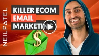 7 eCommerce Email Marketing Tactics That Work Like a Charm - Thumbnail