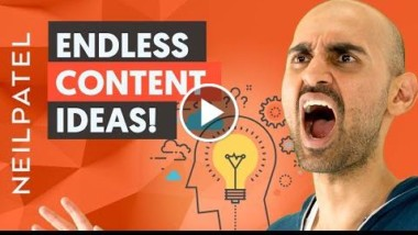 How to Find Endless Content Ideas With One FREE Tool - Thumbnail
