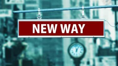 Road Shield New Way Chance Change  - geralt / Pixabay