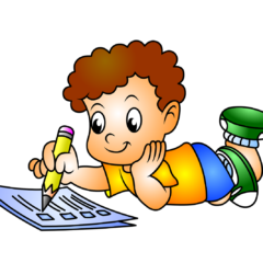 Student Child Homework Boy Male  - Felixmh / Pixabay