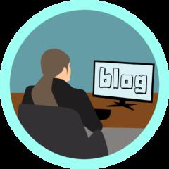Blog Writing Blogging Coding  - mohamed_hassan / Pixabay