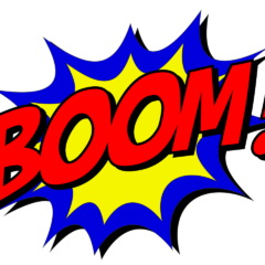 Boom Comic Comic Book Fight  - aitoff / Pixabay