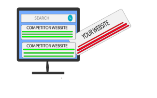 Competitor Website Marketing - landfct / Pixabay