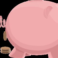 Piggy Bank Coins Financial Banking  - Shaun_F / Pixabay