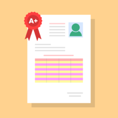 Result Exam A First Student  - Shafin_Protic / Pixabay