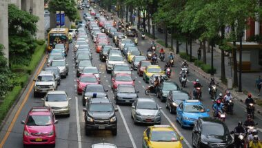 Traffic Rush Hour Rush Hour Urban  - islandworks / Pixabay