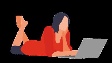 Workplace Home Cartoon Man  - AlexMile / Pixabay